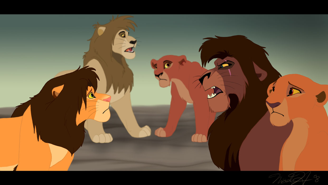 Mi nueva historia El Reino De Kopa Y Vitani UnfitKing