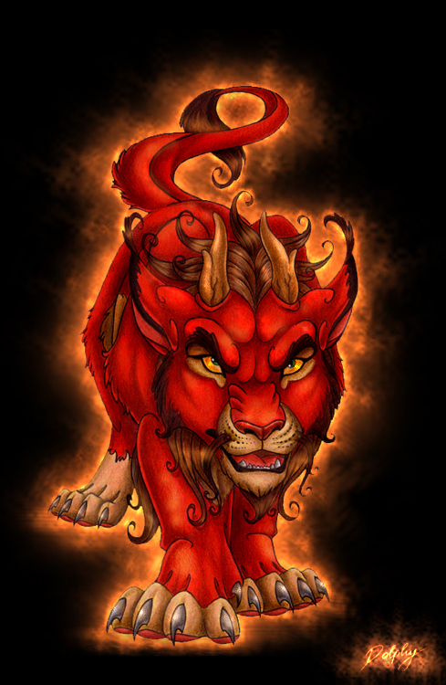 Dragon Lion-Dragon Lion