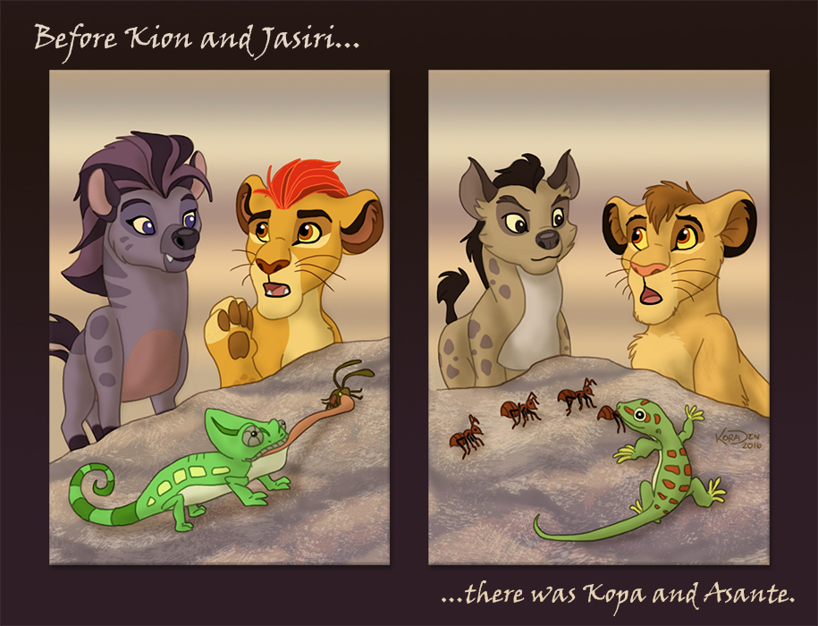 The Lion King Fan-Art ...