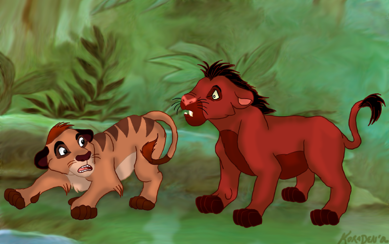 Simba Timon And Pumbaa