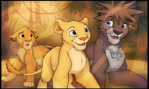 Sora's coming to The Lion King 2011