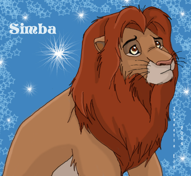 matthew broderick lion king. Some good ol#39; Lion King fan