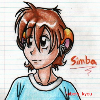 cute anime boy names. ~Simba as an anime boy~